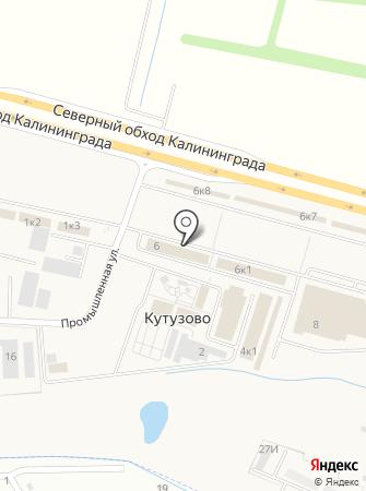 Tehnovideo39.ru на карте