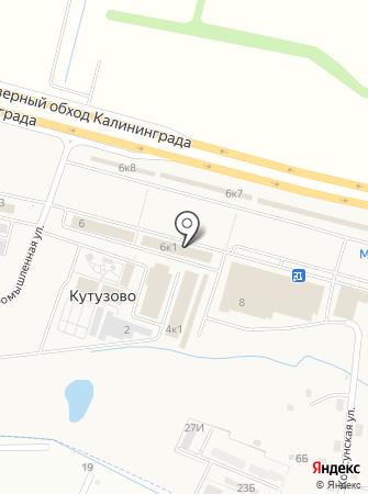 Технобаза на карте
