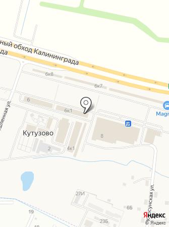 Гринда на карте