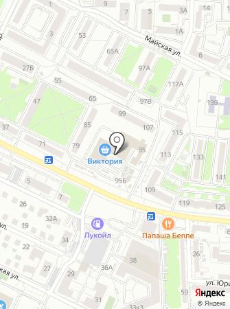 МаникюрCHIC на карте