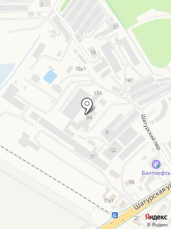 Ипон-Авто на карте
