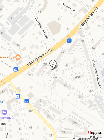 Норд Авто на карте