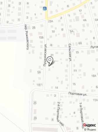 ГлаМУР-ГАФ на карте