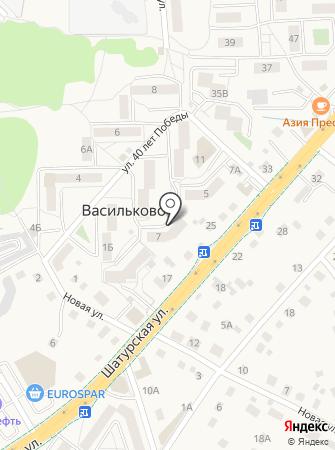 Ингениум на карте