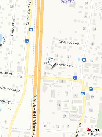 Лаут на карте