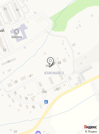 Водоканал Теплосеть, МУП на карте