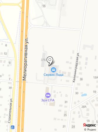 ЭРА SPA на карте