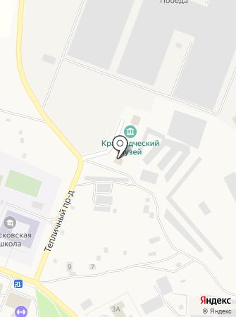 Администрация Писковической волости на карте