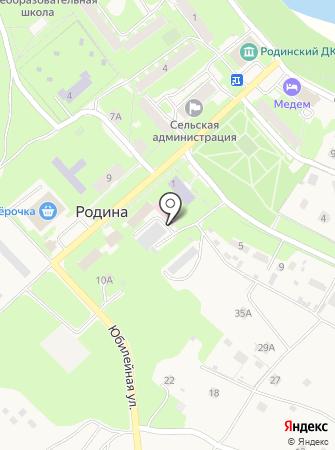 Псковская, ФГБУ на карте