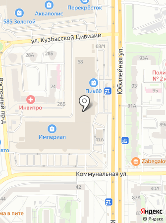 Cappuccino-Bike на карте