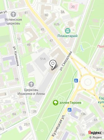 ПсковТехЦентр на карте