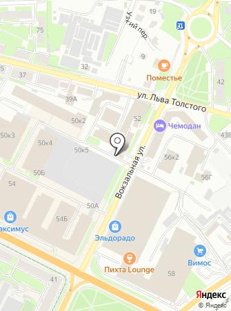 Masla1.ru на карте