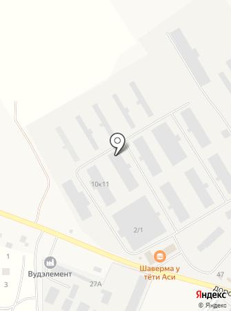 МодульГрад на карте