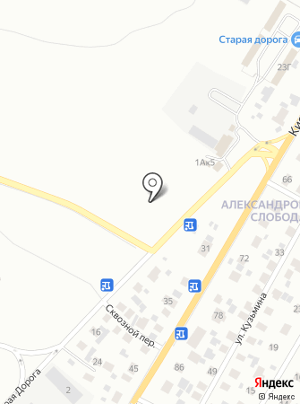 АЗС Petrol на карте