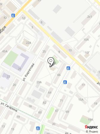 Гатчинский центр занятости населения на карте