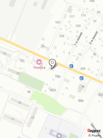 У Валентина на карте