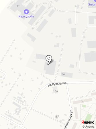 Гранд Массив на карте