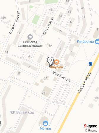 Почтовое отделение №354 на карте