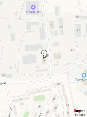 ПетроКартон на карте