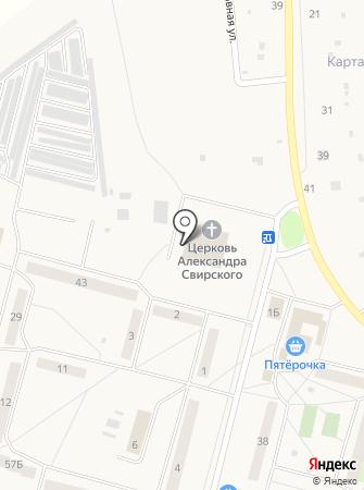Информационно-методический центр на карте