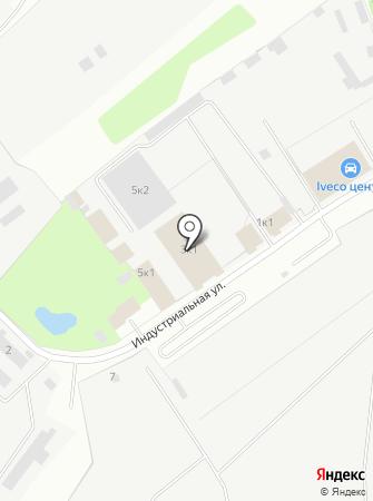 Петроскан на карте