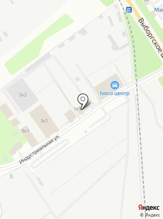 БАВ-Движение на карте