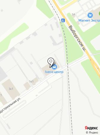 А.К.Т на карте