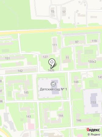 Магазин кондитерских изделий на ул. Агалатово на карте