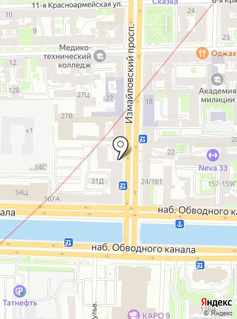 ExtazShop на карте
