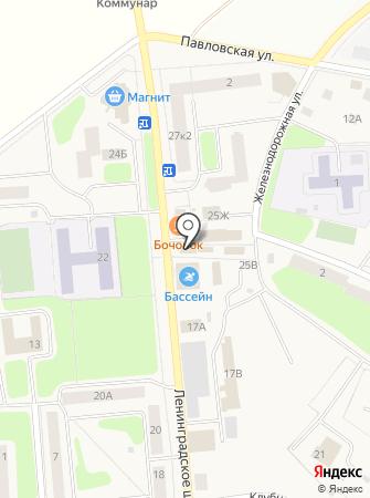 Юлмарт на карте