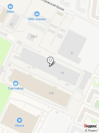 Все двери здесь на карте
