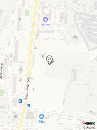 СтройСклад на карте