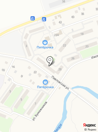 И-Дент на карте