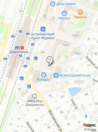 МК-Групп на карте