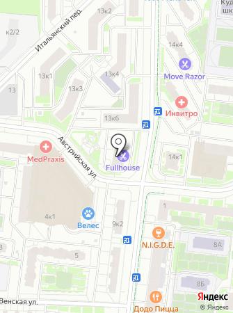 Арсенал-Недвижимость на карте