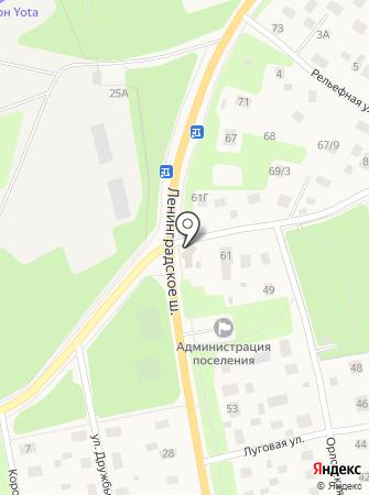 Гости на карте