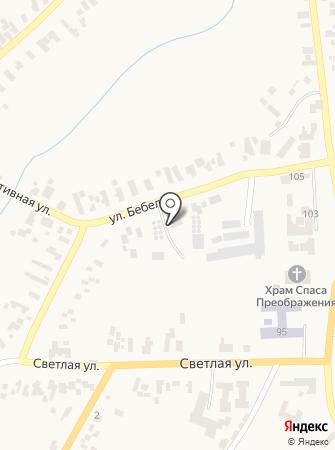 Вікторія, ПрАТ на карте