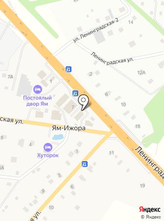 NGT на карте
