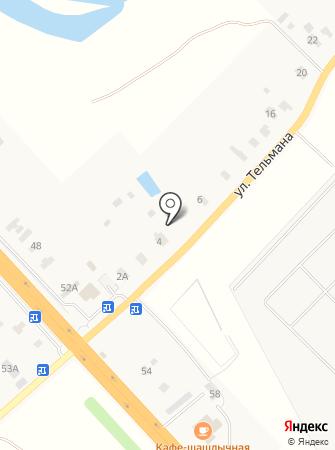 ПаллетТрейд на карте