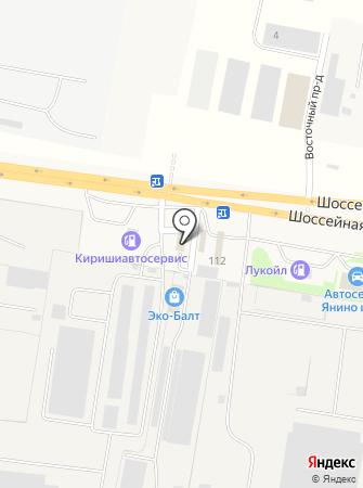 Эко-Балт на карте