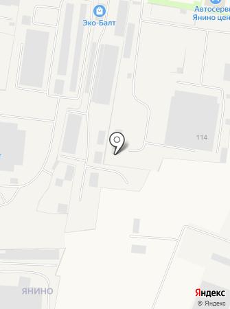 Металлпромторг на карте