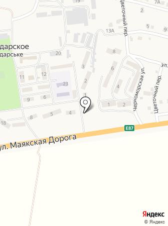 NCN на карте