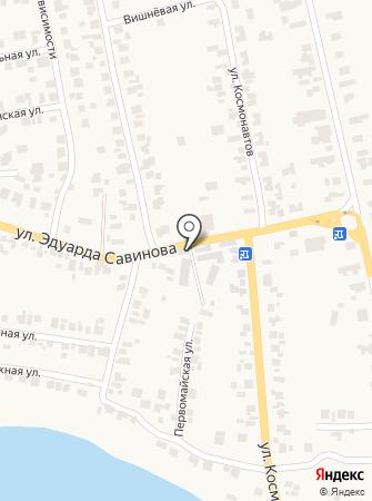 ЭлектроШипСервис, ЧП на карте