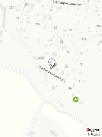 Ритус на карте