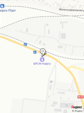 АЗС БРСМ-Нафта на карте