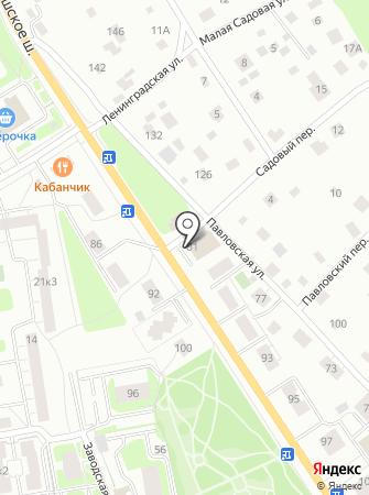 Магазин изделий из бамбука на карте