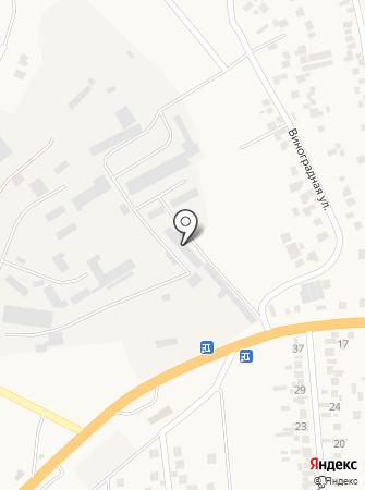 Одесский дорожно-эксплуатационный участок на карте
