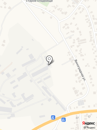 Нерубайская местная пожарная команда на карте
