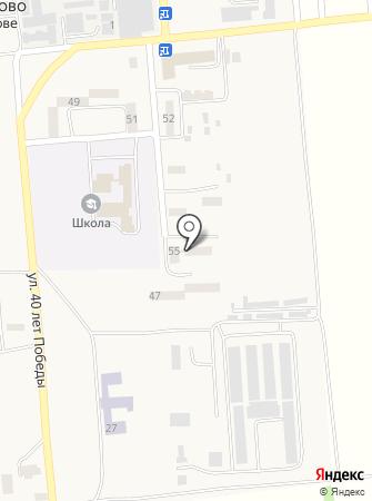 Сад Одесса на карте