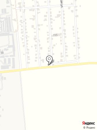 Виноградарь на карте